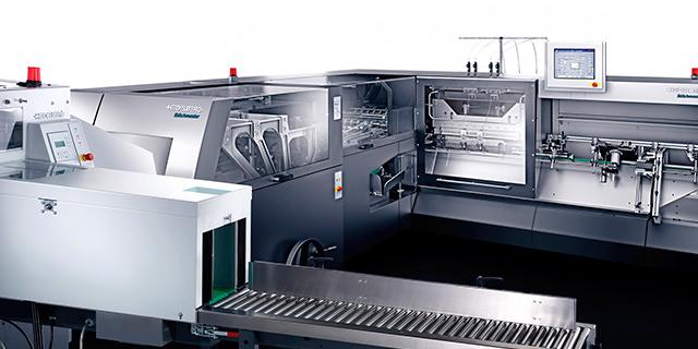 In der Weiterverarbeitung wird aus Papier ein Fertigprodukt