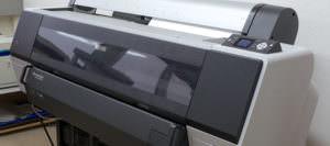 Epson 9900 mit Spektralfotometer