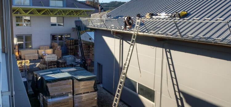 Startschuss für die eigene Solar-Anlage